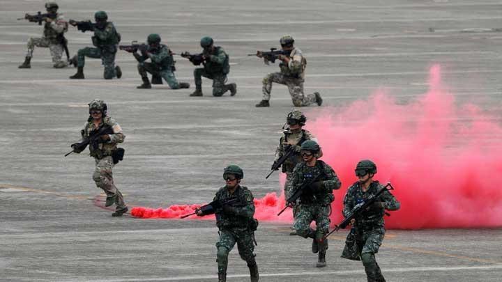 Konflik Cina Dengan Taiwan Kian Memanas